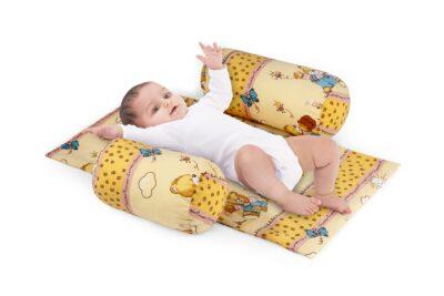 Suport de siguranta cu paturica pentru bebelusi (model Honey)