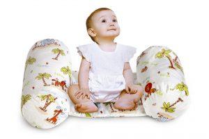Perna de siguranta pentru bebelusi (model Jungle)