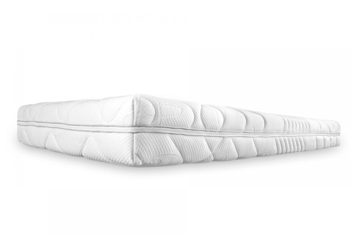 Saltea ortopedica Somnart Optimax Ortopedic 160×200, grosime 18cm, cu spuma poliuretanica, husa detasabila si lavabila, fermitate medie