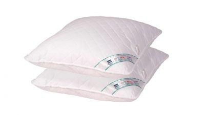 Set 2 perne medicinale hipoalergenice Somnart HypoallergenicMed, lavabile la 95°C – 60×60