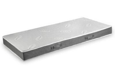 Saltea Domine MultiSuport Silver Memory cu 3 straturi de suport – 180×200 cm