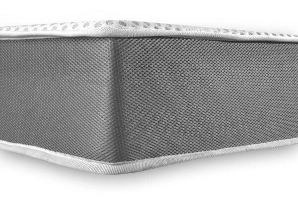 Saltea Domine MultiSuport Silver Memory cu 3 straturi de suport – 90×200 cm
