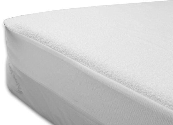 Protectie Somnart impermeabila bumbac pentru saltea – 160×200 cm
