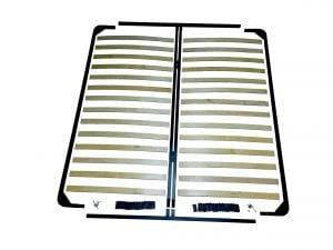 Somiera rabatabila de pat Demontabila Premium – 140×200 cm