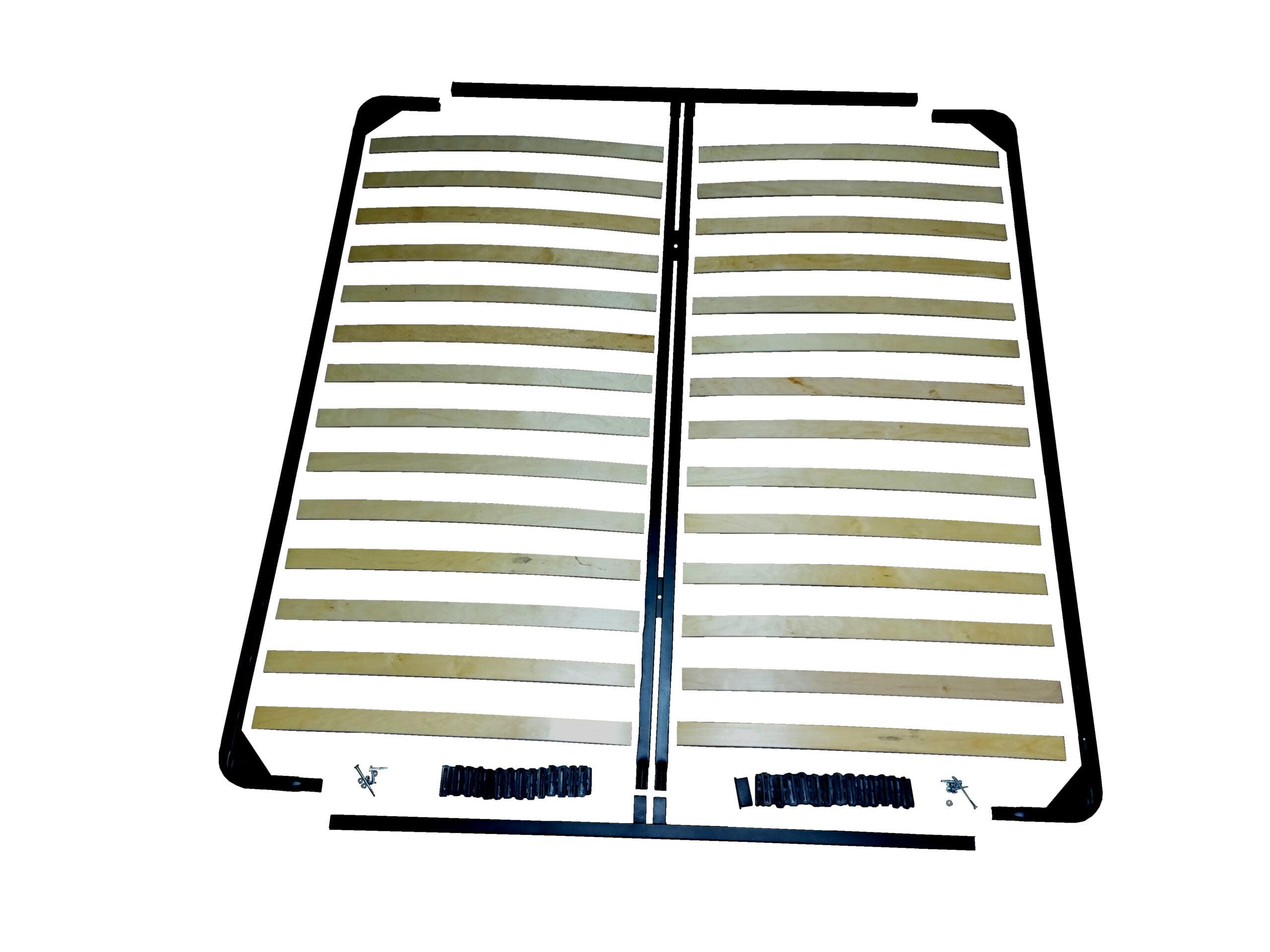 Somiera Pat Demontabila Premium - 160x200 cm imagine 2021 somnart.ro