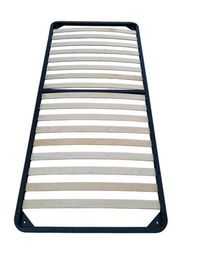 Somiera rabatabila de pat Metalica Premium – 80×190 cm