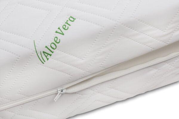 Saltea Somnart Avantaj Ortopedica Aloe Vera – 180×200 cm