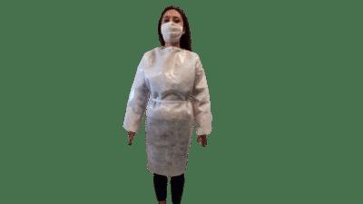 Halat impermeabil Geosin®, material nețesut laminat