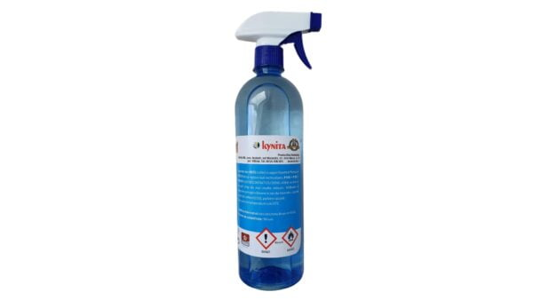 Dezinfectant de mâini 750 ml, 75% alcool, cu pompiță spray