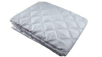 Protecție pentru saltea Somnart HypoallergenicMed, microfibră, lavabila la 95°C