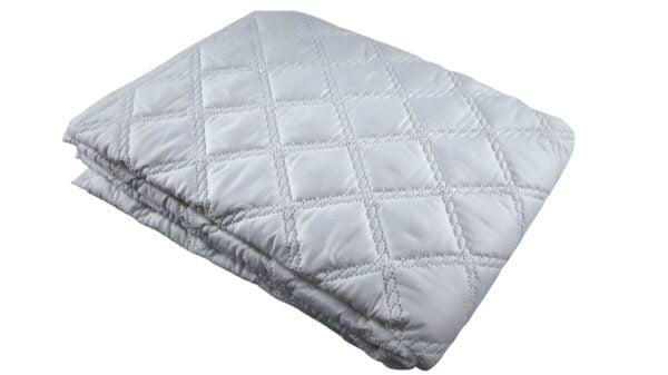 Protectie pentru saltea Somnart HypoallergenicMed, microfibra, lavabila la 95°C – 90×200 cm