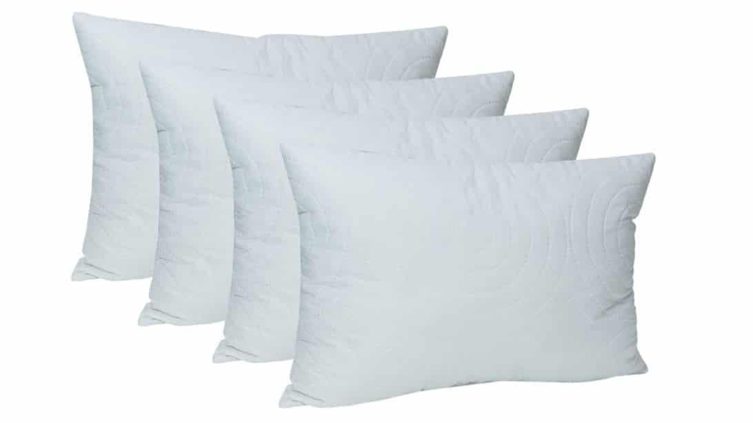 SET 4 Perne Somnart Confort - 70 x 70 cm