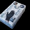 SET 100 x Mănuși, NYTRIL, pentru protecție mâini, nepudrate