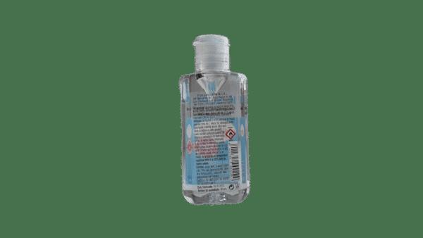 GEL Dezinfectant de maini, de buzunar, 75 ml, 75% alcool, cu Aloe Vera si glicerina, avizat si certificat