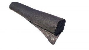 Folie / Membrana Geotextil Terasin N/S 110 gr/mp, latime 1,5 m, lungime 100 m, suprafata 150 mp, negru