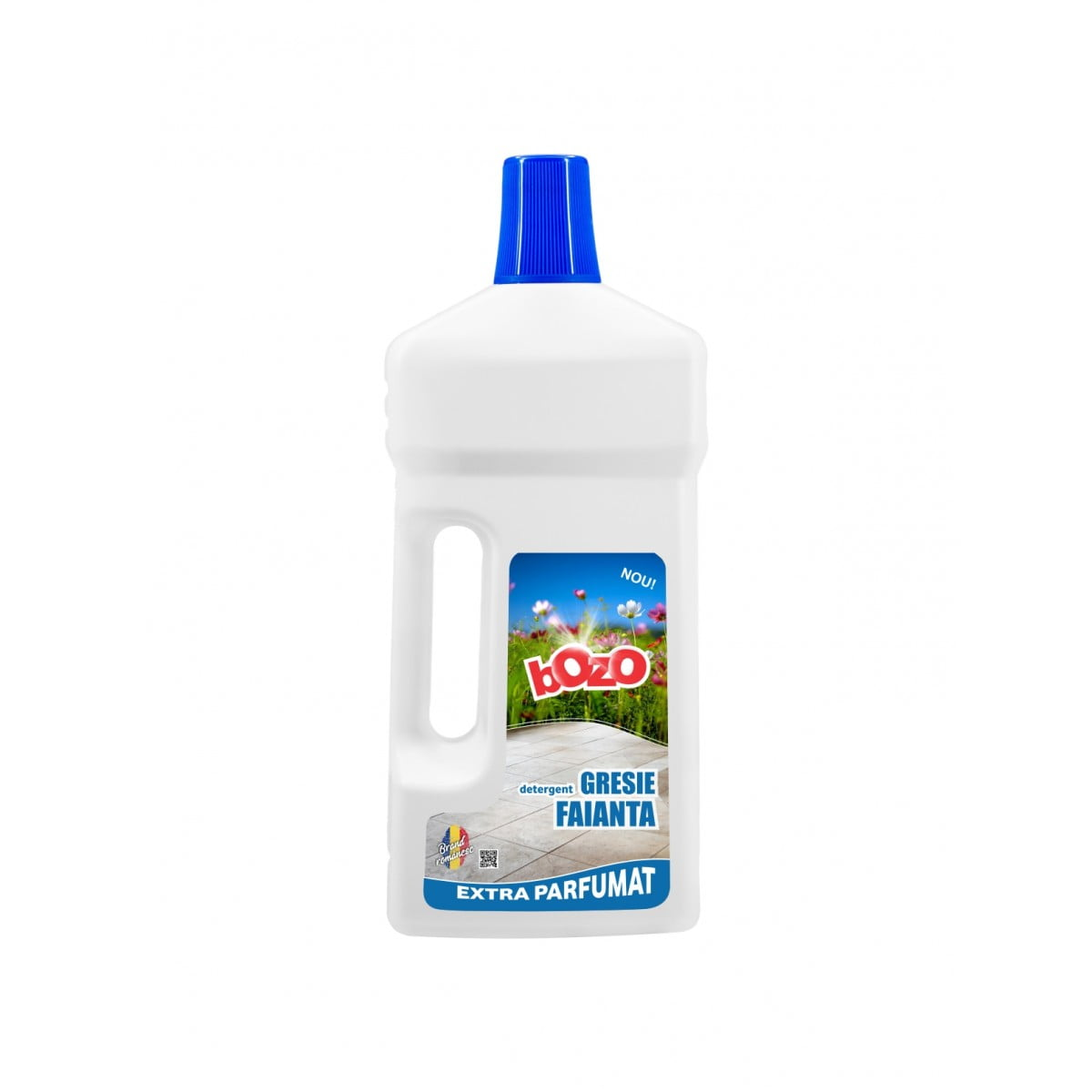 Detergent concentrat gresie faianta, Bozo, 1 kg poza somnart.ro