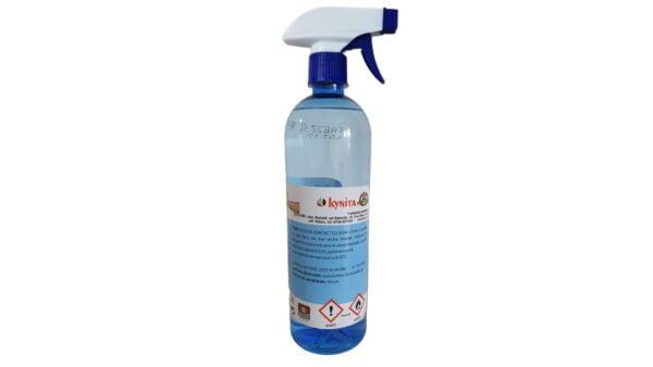 Dezinfectant de suprafețe 750 ml, 75% alcool, cu pulverizator (cu pompiță spray)