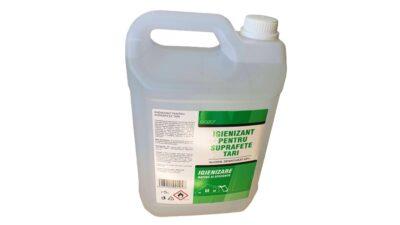 Igienizant de suprafețe 5 litri Bozo, transport gratuit