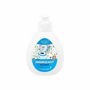 Odorizant de baie Bozo Air Fresh – WC, 250g, cu picurator
