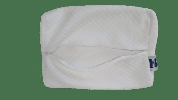 Perna Somnart Baby Memory 3 in 1, ajustabila multi-level, 2 miezuri perforate