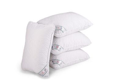 Set 4 perne medicinale Somnart HypoallergenicMed, lavabile la 95°C – 50×70