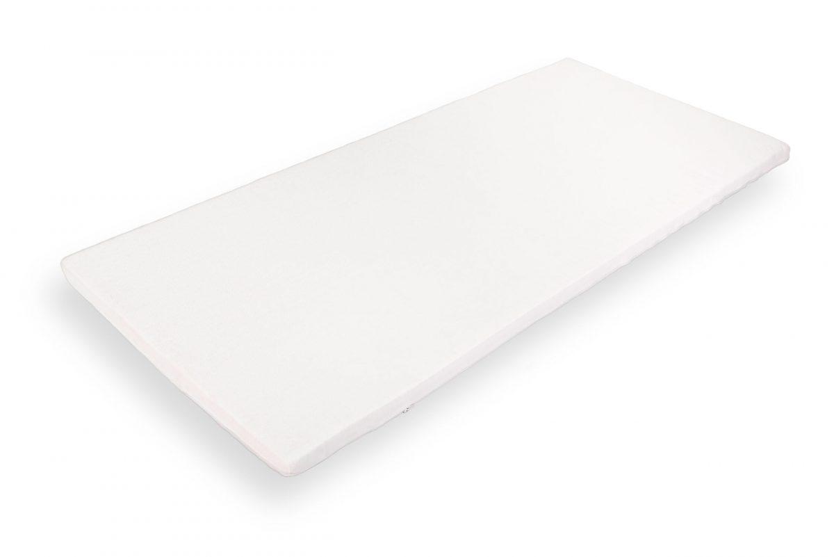 Topper Somnart Memory 3 + 2, cu husa tricot detasabila – 140×190 cm