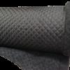 Căptușeală matlasată ultrasonic, vată 150 gr/mp, lățime 1,5 m, lungime 50 m, 75 mp, romb 5 cm