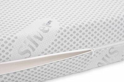 Saltea Somnexpert Memory Silver inaltime 18 cm 180 x 200 cm