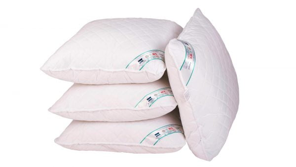 Set 4 perne medicinale Somnart HypoallergenicMed, lavabile la 95°C – 70×70