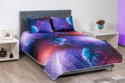 Cuvertura Somnart Art Deco 3D 04 200X240