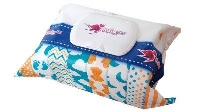 Servetele Umede Baby Fin Universale 120 buc cu Capac