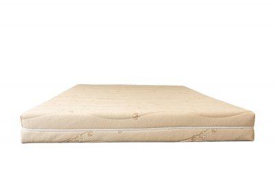 Saltea Somnart Ortopedic Bio Cotton, husa detasabila si lavabila din bumbac organic, 180×200