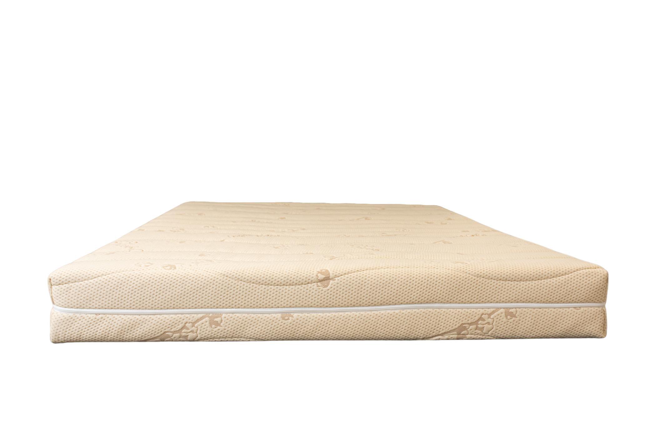 Saltea ortopedica Somnart Ortopedic Bio Cotton 160x200x17cm spuma poliuretanica, husa bumbac organic detasabila si lavabila, fermitate medie poza somnart.ro