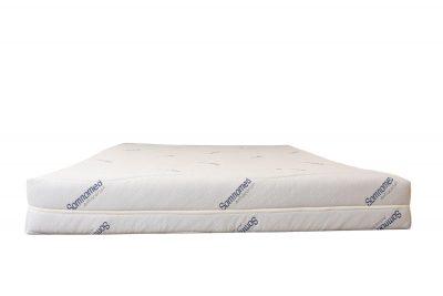Saltea Somnomed Antiacaria pentru alergici, husa detasabila si lavabila cu tratament antiacarian 140×200