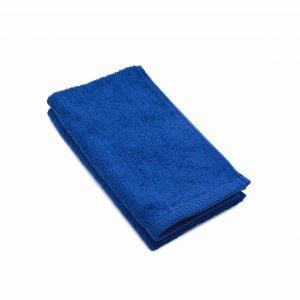 Set 2 prosoape maini bumbac 100%, 600gsm, Somnart, 30x50cm, albastru