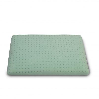Perna cu memorieSomnart Memory Clasica GREEN 42x72x13 cm