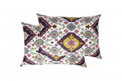 Set 2 perne Somnart Indian Style, 50×70 cm, microfibra